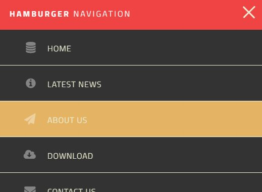 Download Best 13 Mobile Friendly And Responsive Menus jQuery Plugins
