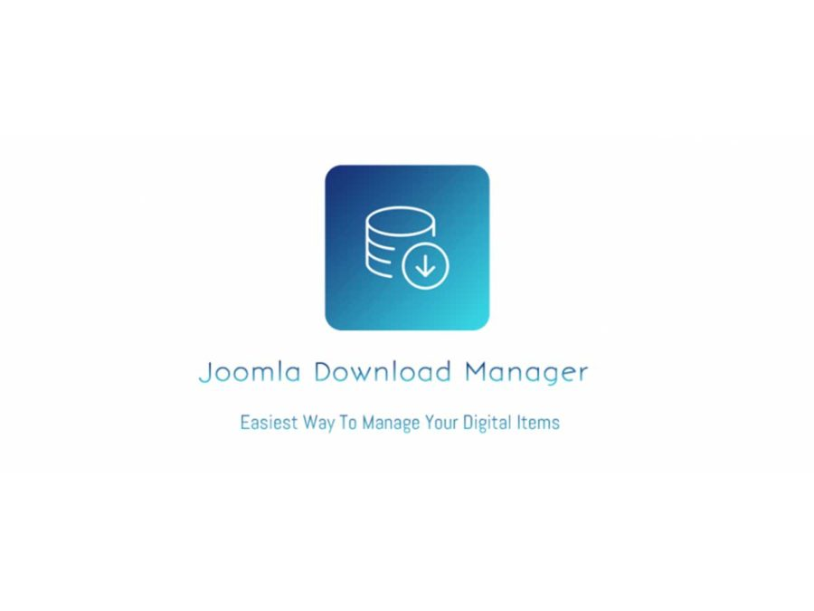 Joomla Download Manager